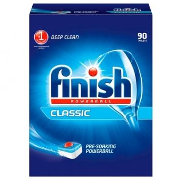Finish Classic таблетки для посудомоечной машины