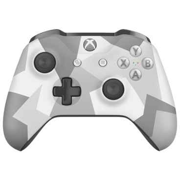 Геймпад Microsoft Xbox One Wireless Controller Winter Forces