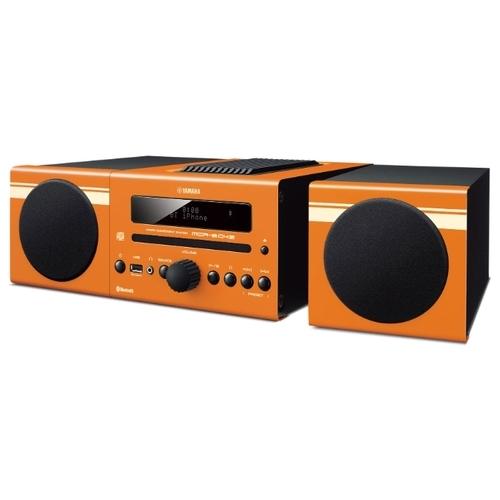 Музыкальный центр YAMAHA MCR-B043 Orange