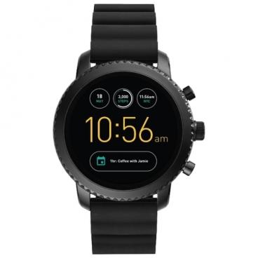 Часы FOSSIL Gen 3 Smartwatch Q Explorist (silicone)