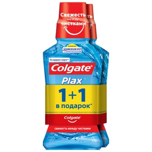Colgate PLAX Освежающая мята ополаскиватель полости рта