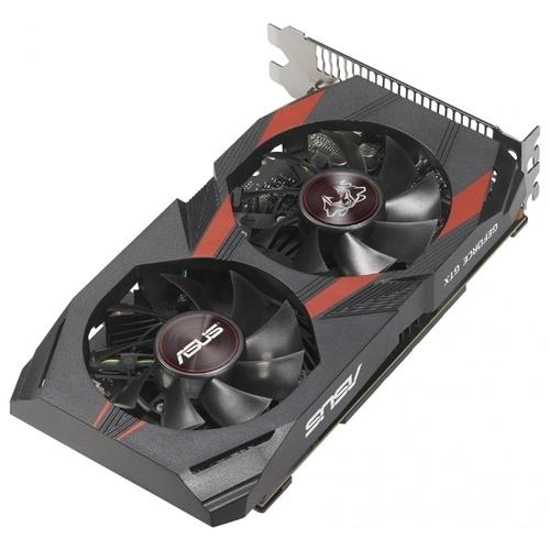 Видеокарта ASUS GeForce GTX 1050 Ti 1303MHz PCI-E 3.0 4096MB 7008MHz 128 bit DVI HDMI DisplayPort HDCP CERBERUS