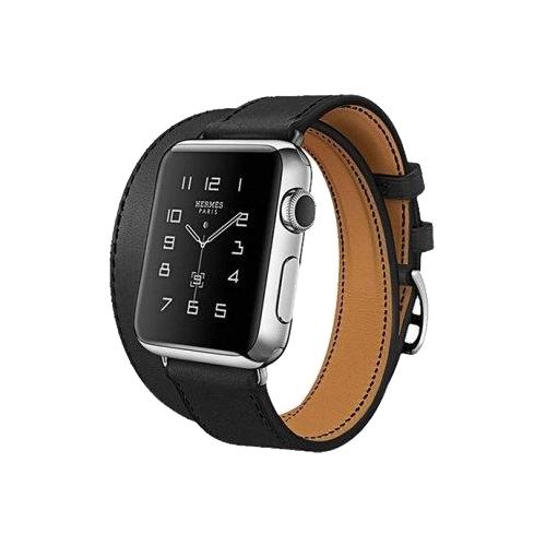 Rock Комплект ремешков 3 в 1 Genuine Leather Watch Strap Set для Apple Watch 42 мм