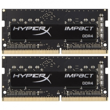 Оперативная память 16 ГБ 2 шт. HyperX HX424S14IBK2/32