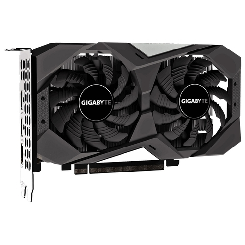 Видеокарта GIGABYTE GeForce GTX 1650 1710MHz PCI-E 3.0 4096MB 8002MHz 128 bit 2xHDMI DisplayPort HDCP OC