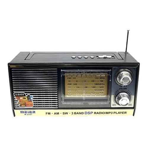 Радиоприемник Meier Audio M-U107
