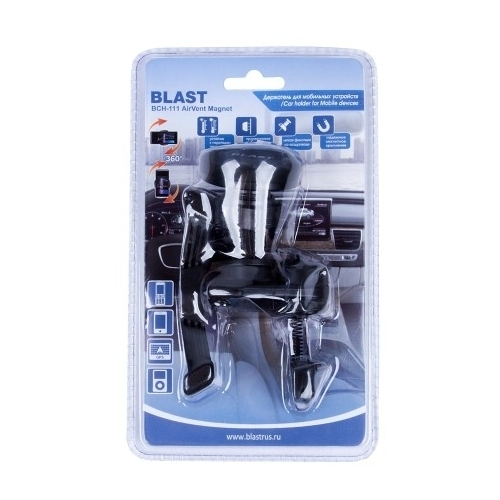 Магнитный держатель BLAST BCH-111 AirVent Magnet