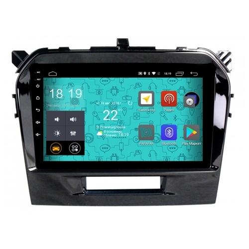 Автомагнитола Parafar 4G/LTE IPS Suzuki Vitara 2015+ Android 7.1.1 (PF996)
