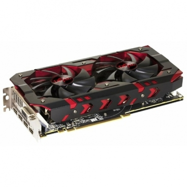 Видеокарта PowerColor Radeon RX 580 1380MHz PCI-E 3.0 8192MB 8000MHz 256 bit DVI HDMI HDCP Red Devil