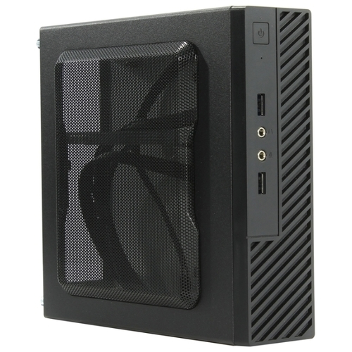 Компьютерный корпус Powerman ME100S 60W Black