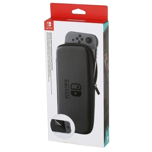 Nintendo Switch чехол и защитная пленка