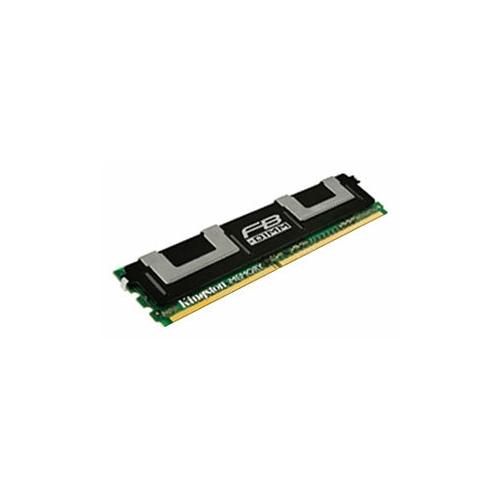 Оперативная память 2 ГБ 1 шт. Kingston KVR667D2D4F5/2G