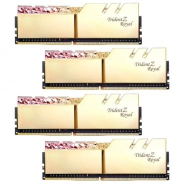 Оперативная память 8 ГБ 4 шт. G.SKILL F4-4000C18Q-32GTRG