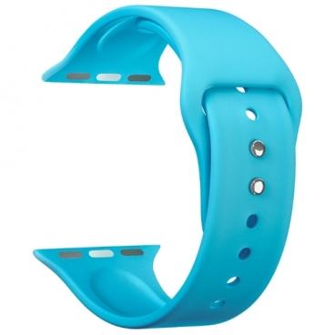 Lyambda Силиконовый ремешок Altair для Apple Watch 42/44 mm