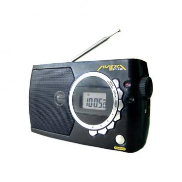Радиоприемник ИРЗ Лира РП-248-1