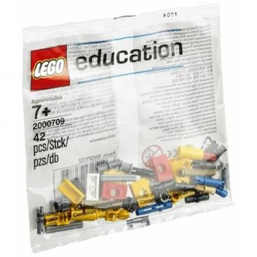 Детали для механизмов LEGO Education Machines and Mechanisms 2000709