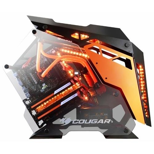 Компьютерный корпус COUGAR Conquer Black