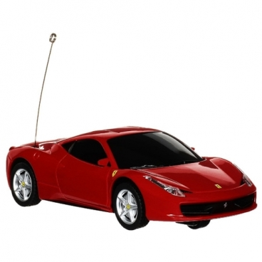 Легковой автомобиль Rastar Ferrari 458 Italia (60500) 1:32 14 см