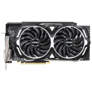 Видеокарта MSI Radeon RX 590 1565MHz PCI-E 3.0 8192MB 8000MHz 256 bit DVI 2xDisplayPort 2xHDMI HDCP ARMOR OC