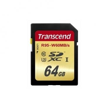 Карта памяти Transcend TS64GSDU3