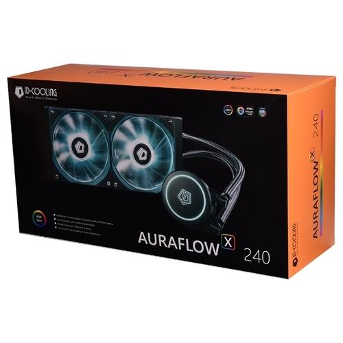 Кулер для процессора ID-COOLING AURAFLOW X 240