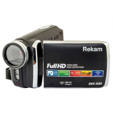 Видеокамера Rekam DVC-540