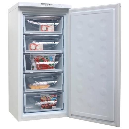 Морозильник DON R 105 белый