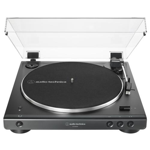 Виниловый проигрыватель Audio-Technica AT-LP60XBT