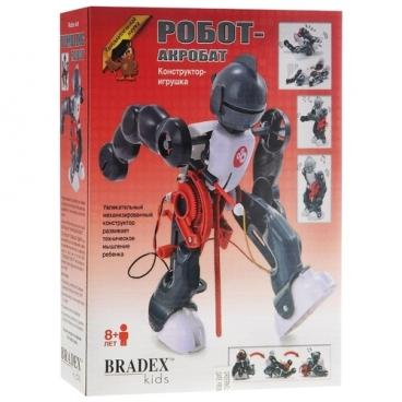 Электромеханический конструктор BRADEX DE0118 Робот-акробат