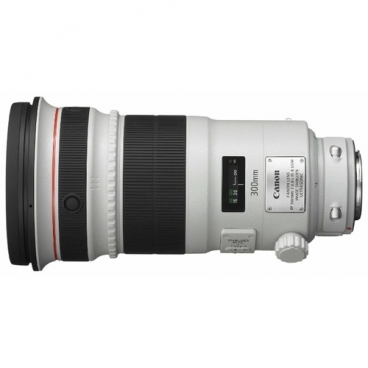 Объектив Canon EF 300mm f/2.8L IS II USM