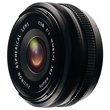 Объектив Fujifilm XF 18mm f/2 R X-Mount