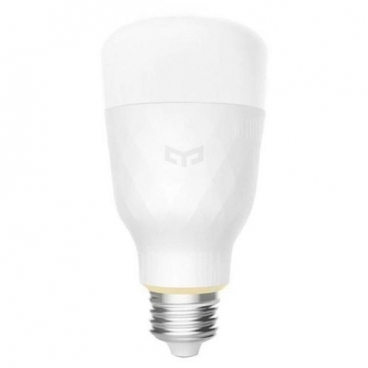 Лампа светодиодная Yeelight Smart LED Bulb Tunable White (YLDP05YL), E27, 10Вт