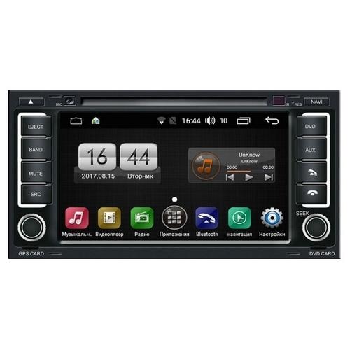Автомагнитола FarCar s170 VW Multivan Android (L042-2)