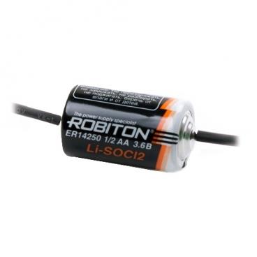 Батарейка ROBITON ER14250-AX с аксиальными выводами PH1