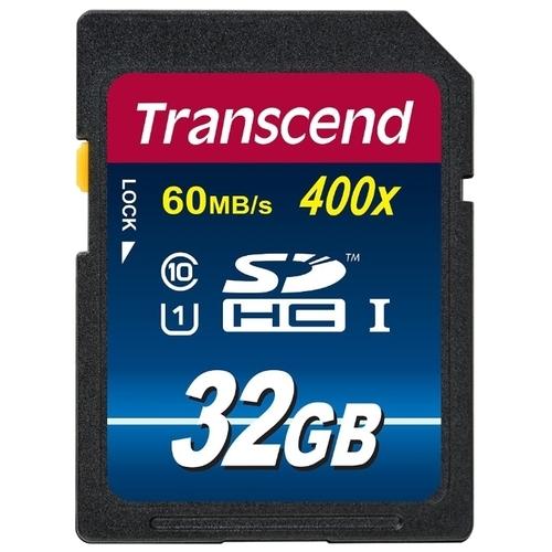 Карта памяти Transcend TS32GSDU1 400x