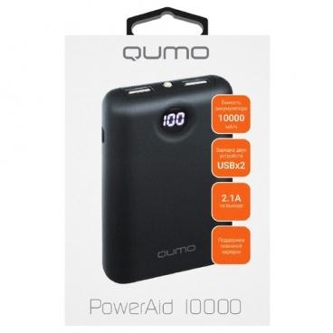 Аккумулятор Qumo PowerAid 10000 V2 (24408)