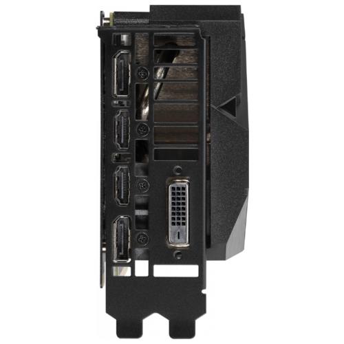 Видеокарта ASUS DUAL GeForce RTX 2060 SUPER 1470MHz PCI-E 3.0 8192MB 14000MHz 256 bit DVI 2xDisplayPort 2xHDMI HDCP OC EVO