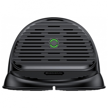 Беспроводная сетевая зарядка Baseus Silicone Horizontal Desktop Wireless Charger