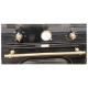 Электрический духовой шкаф LEX EDM 070С BL