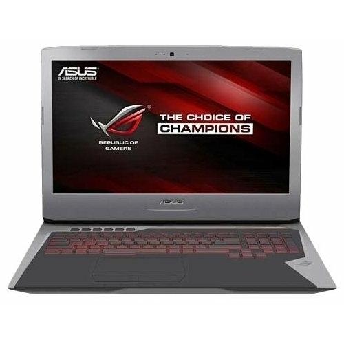 Ноутбук ASUS ROG G752VM