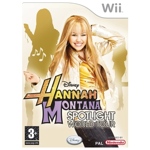 Hannah Montana Spotlight World Tour
