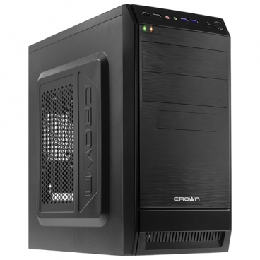 Компьютерный корпус CROWN MICRO CMC-403 500W Black