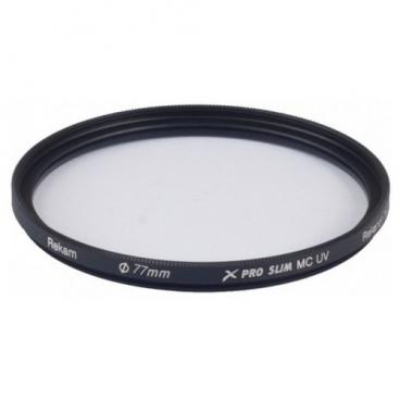 Светофильтр ультрафиолетовый Rekam X Pro Slim UV MC 77 мм