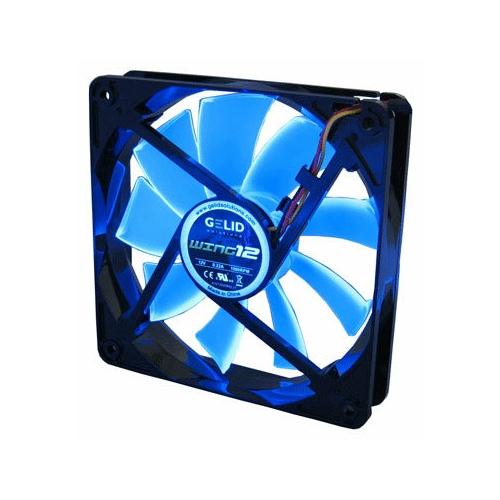 Система охлаждения для корпуса GELID Solutions WING 12 UV Blue
