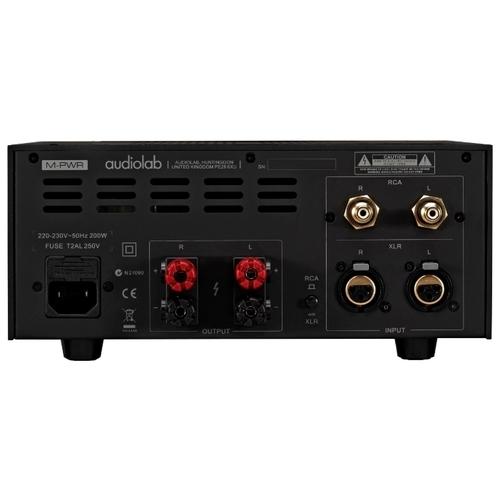 Усилитель мощности Audiolab M-PWR