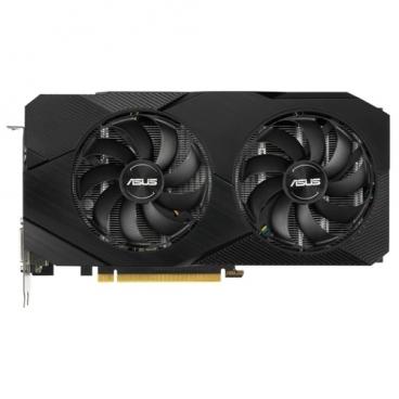 Видеокарта ASUS Dual GeForce GTX 1660 SUPER 1530MHz PCI-E 3.0 6144MB 14002MHz 192 bit DVI HDMI DisplayPort HDCP EVO Advanced