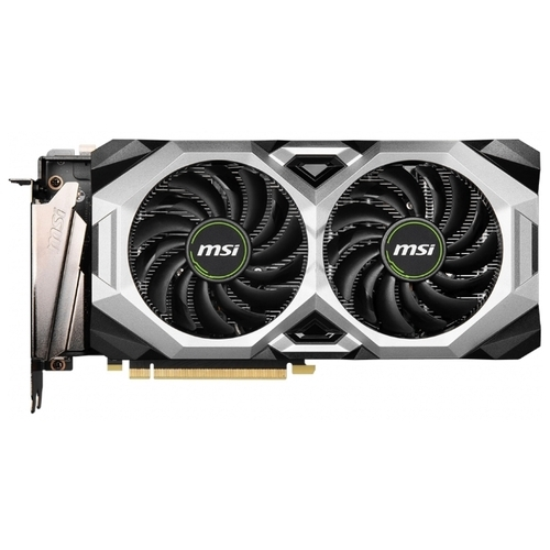 Видеокарта MSI GeForce RTX 2080 SUPER 1830MHz PCI-E 3.0 8192MB 15500MHz 256 bit 3xDisplayPort HDMI HDCP VENTUS XS OC
