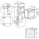 Электрический духовой шкаф Zanussi OPZA 4330 B