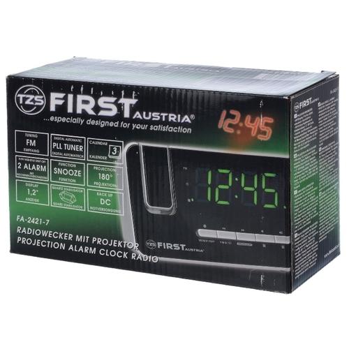 Радиобудильник FIRST AUSTRIA FA-2421-7