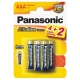 Батарейка Panasonic Alkaline Power AAA/LR03